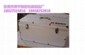 定做鋁合金箱子航空箱手提箱鋁皮箱儀器箱工具箱運輸箱展會箱拉杆  4