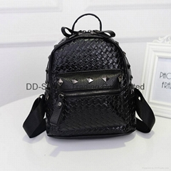 Woman Pu backpack bag B01