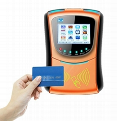 Bus Ticketing Machine with SIM Card Slot and Thermal Printer for Ticket Printing
