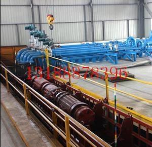 大型礦用排水設備 BQ高壓強排防爆潛水泵 5