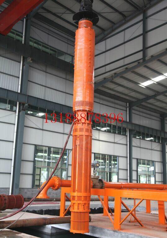 大型礦用排水設備 BQ高壓強排防爆潛水泵 2