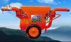 QYF20-30煤矿用气动清淤排污泵
