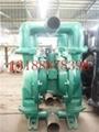 BQG礦用氣動隔膜泵_型號報價