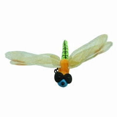 2016 Dragonfly plush animal