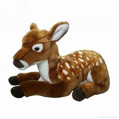2016 Deer stuffed animal toys
