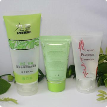 Various Size Cosmetic Plastic PE tube Hand Cream Tube 4