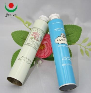 2016 Collapsible Cosmetic Aluminum Tube For Packaging 4