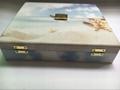 專業廠家供應皮革禮盒印刷加工 3