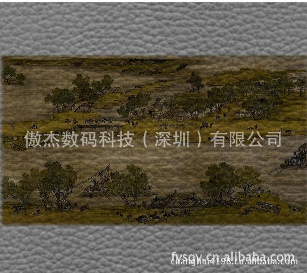 深圳承接皮革數碼噴繪加工 3