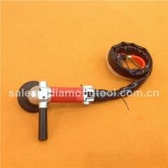 Air Wet Polisher Rear Exhaust Pneumatic Air Tools High Quality Polishing Machine