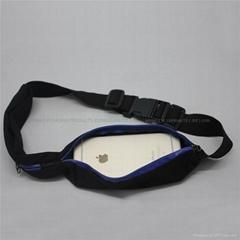 潛水料防水手機腰包
