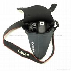 Neoprene SLR DSLR Camera Pouch Cover for Gift