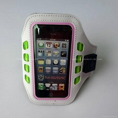 Cell phone bag mobile phone carry bag customized soccer captain armband