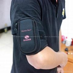 潜水料臂式手机袋