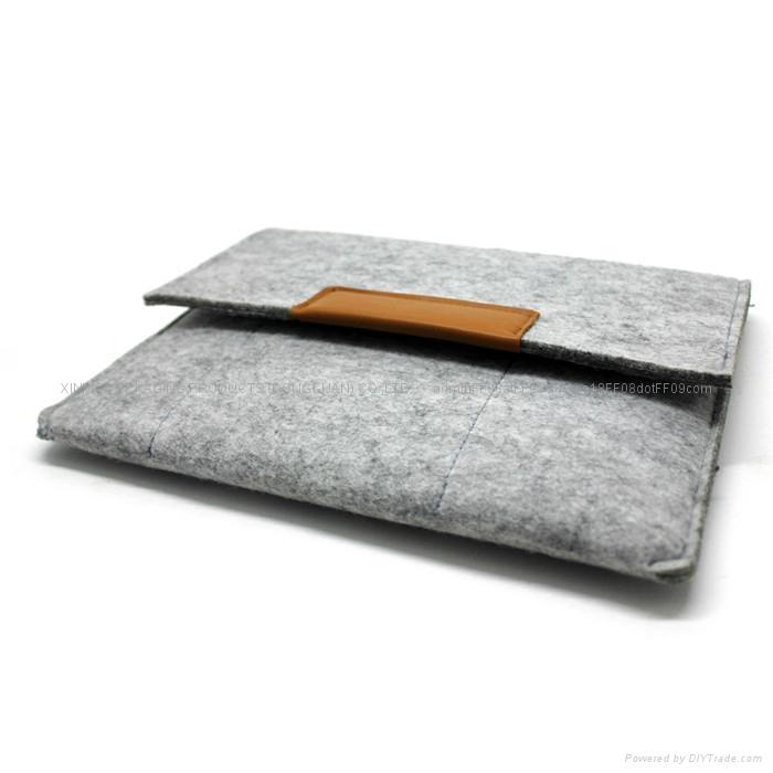 2016  款毛氈布 平板電腦保護套 2