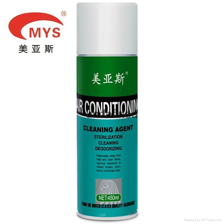 夏季必備品美亞斯空調清洗劑 1