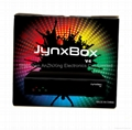JynxBox Ultra V4 HD Satellite Receiver for North America