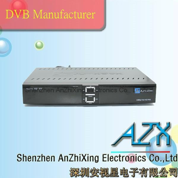 JynxBox Ultra HD V3 Satellite Receiver 7