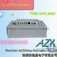 factory price stable server one year free 151channels indian iptv set top box