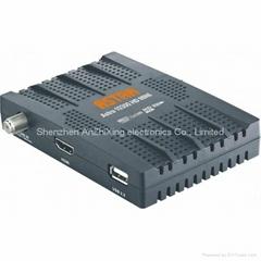 Astra 10300 HD MINI satellite receiver work with satellite antenna
