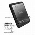 Next Minix Black II wifi free to air set top box