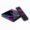 H96 MAX RK3318 Smart TV Box Android 9.0 4GB 32GB 64GB Media player 4K