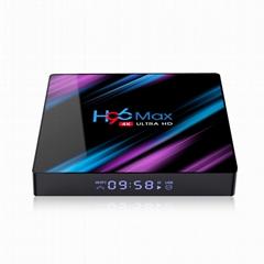 H96 MAX RK3318 Smart TV Box Android 9.0 4GB 32GB 64GB Media player 4K