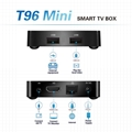 Android free air set top box t96 mini chip rk3229 android tv box