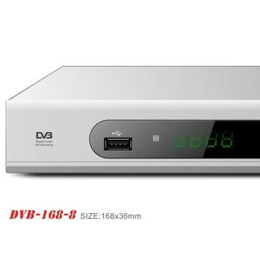 H.265 4K google tv box DVB-T2 receiver with software upgrade 1