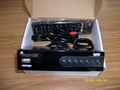 High quality DVB-T2/ C free to air set top box tdt dvb t2 colombia