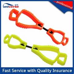 POM Material Plastic Work Glove holder clips / glove guard