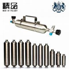 316L不鏽鋼液化氣采樣鋼瓶