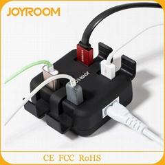 JOYROOM 4 USB port travel adaptor mobile phone travel usb charger