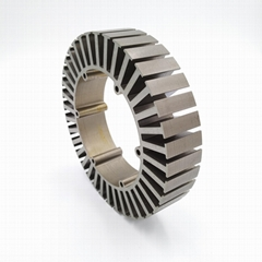 stator bonding lamination for electric car and electric motorcycle hub motors