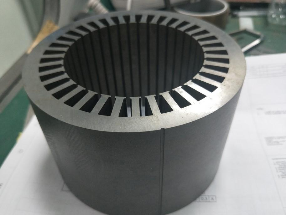 stator bonding lamination for electric car and electric motorcycle hub motors 5