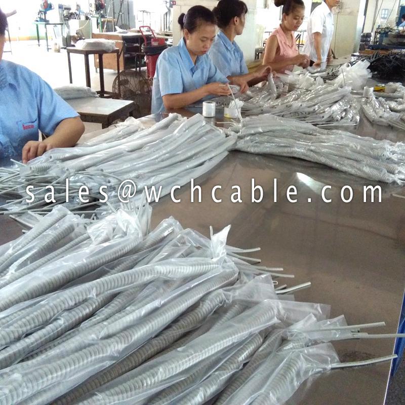 Spring Cable UL21316 UL21317 UL21318 UL21319 UL21320 2