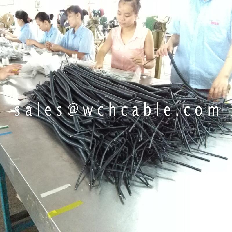 Spring Cable UL21316 UL21317 UL21318 UL21319 UL21320 5