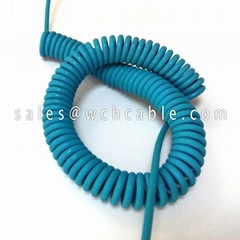 30V Low Voltage Spiral Cable UL20197