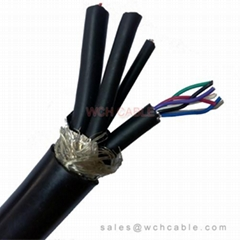 Cold Resistant Control Cable UL20350