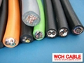 PUR Jacketed Equipment Cable UL21687