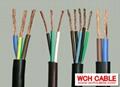 Oil Resistant Automotive Cable UL21238