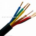 Weld-field Immunity Video Cable UL20939