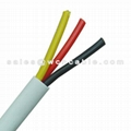 Rubber Electric Cable H05RR-F