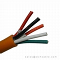 PUR Sheathed Electric Cable UL21032