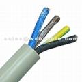 Flexible PUR Custom Cable