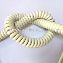Elastomer TPE Spring Cable
