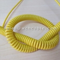 Hytrel TPEE Spring Cable