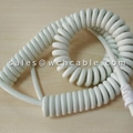Cold-resistant Spring Cable