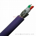 High Temperature Computer Cable