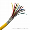Multicore Aging Resistant Electric Cable